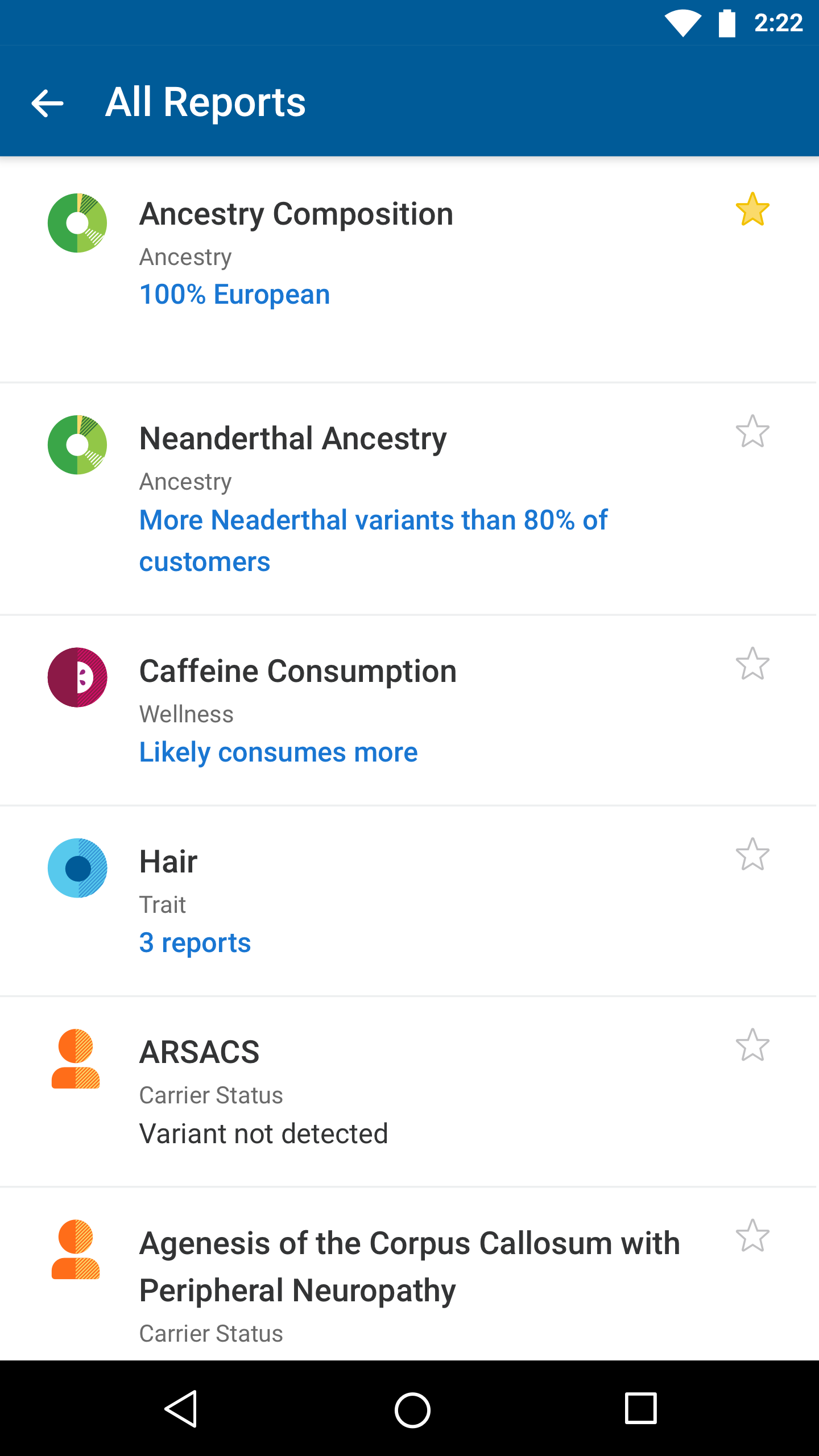 23andMe - DNA Testing : Health & Ancestry 4 98 1 APK Download