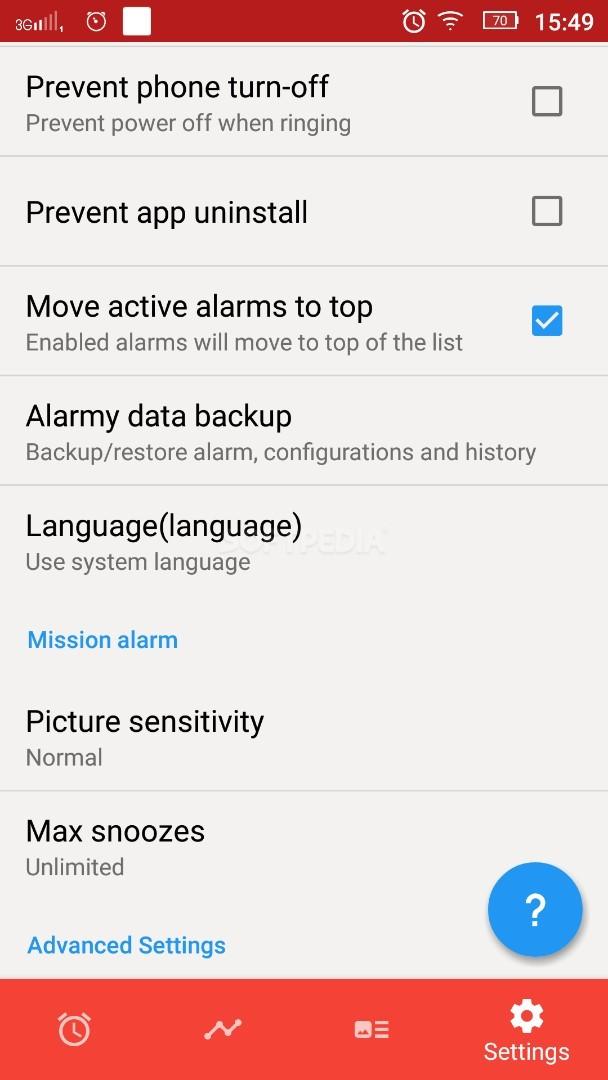 Alarm Clock with Missions & Loud Ringtones -Alarmy 4 7 1 APK