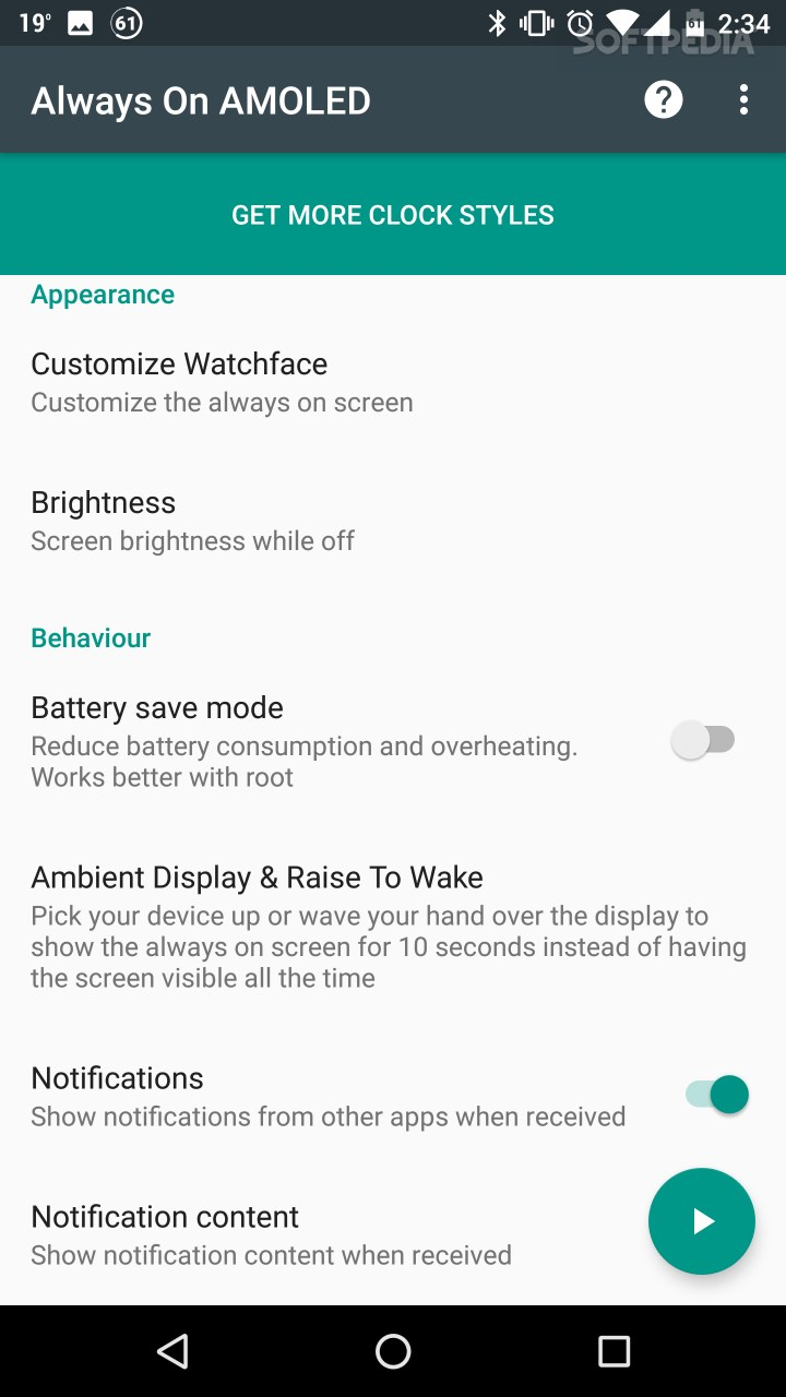 Always On AMOLED v1 0 3 APK Download
