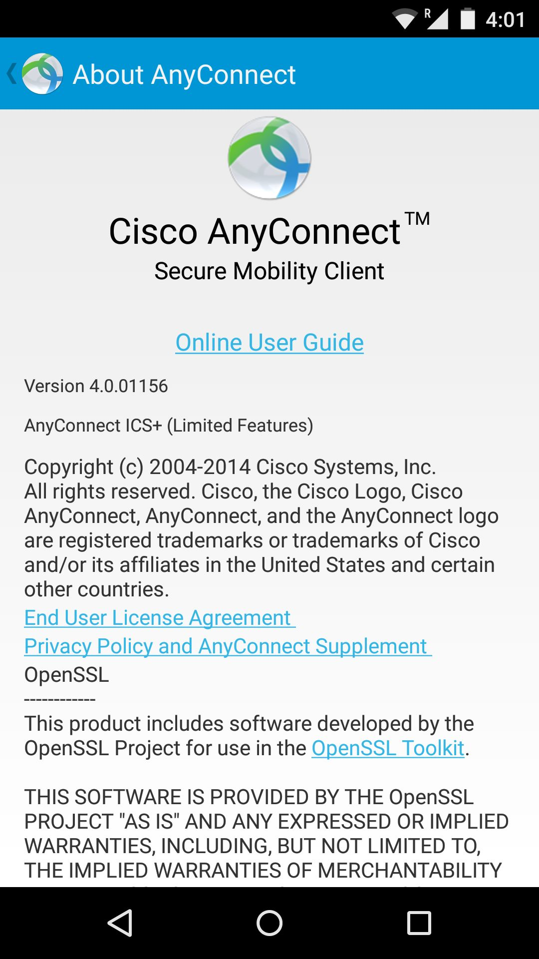 Cisco Anyconnect 4.7 Download Mac