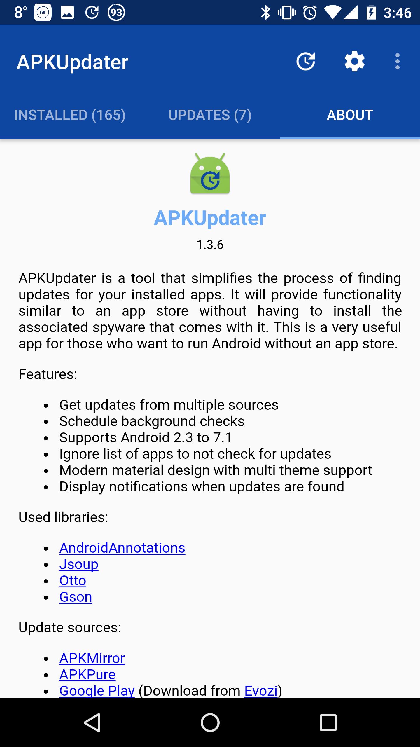 APKUpdater APK Download