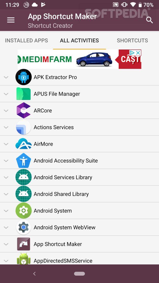 App Shortcut Maker APK Download