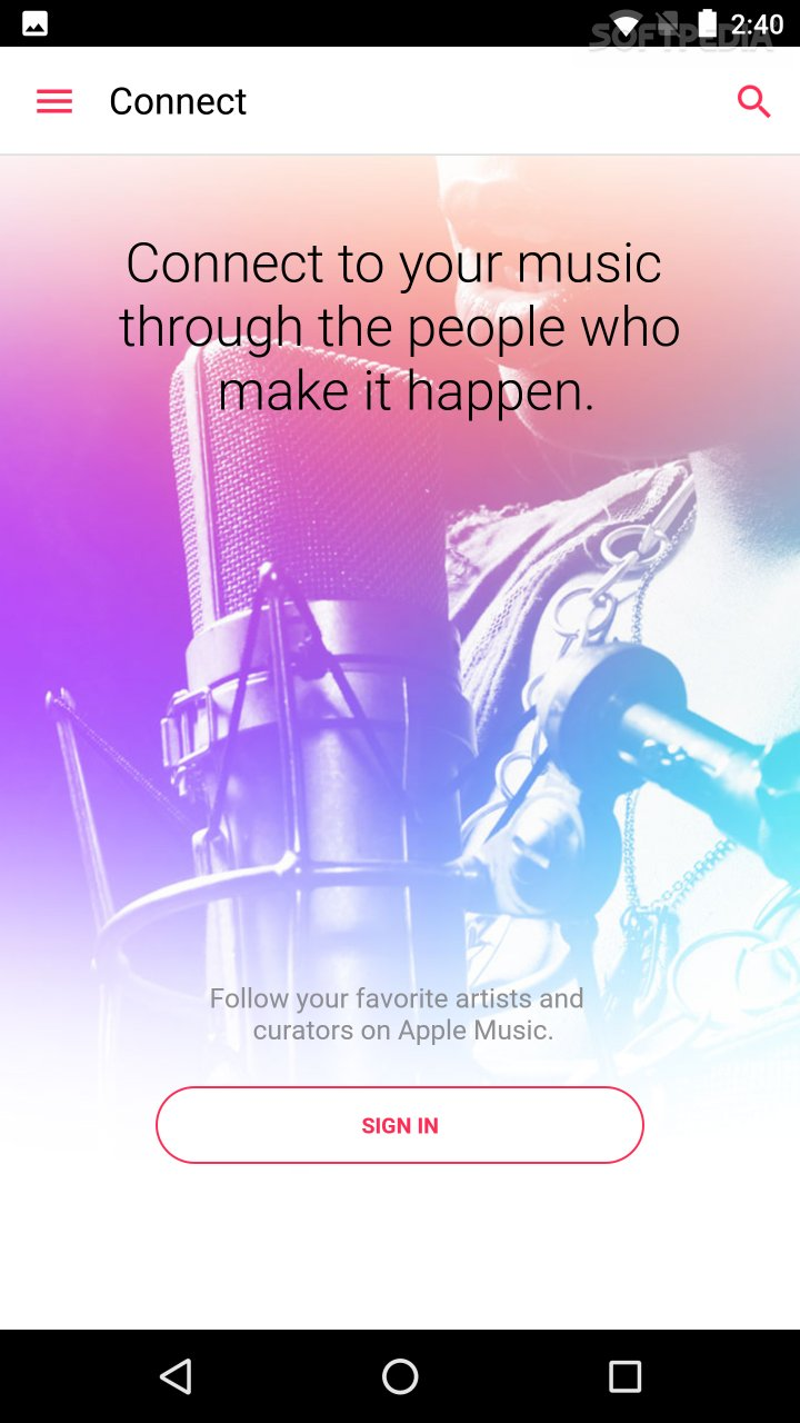 Apple Music 2 0 1 APK Download