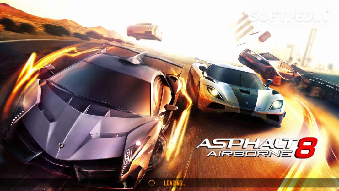 Asphalt 8: Airborne screenshot #0