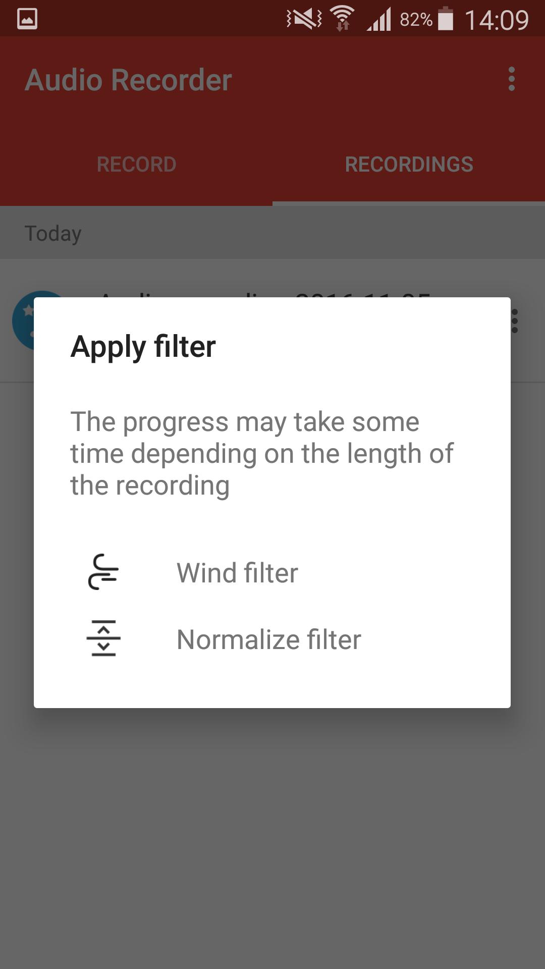 Audio Recorder APK Download