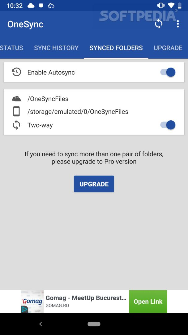 Autosync for OneDrive - OneSync 3 1 1 APK Download