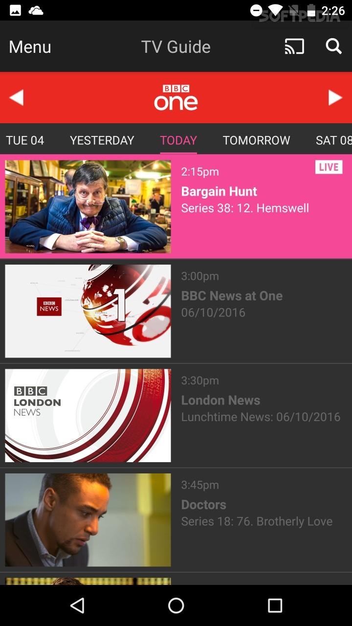 BBC iPlayer 4 50 0 3 APK Download