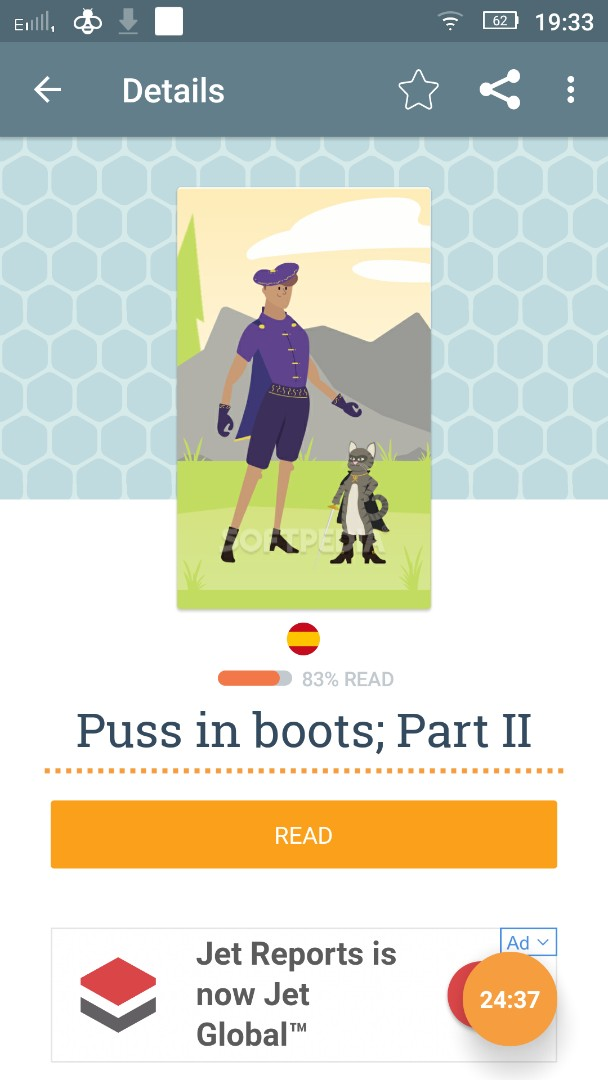 Beelinguapp: Learn a New Language with Audio Books screenshot #4