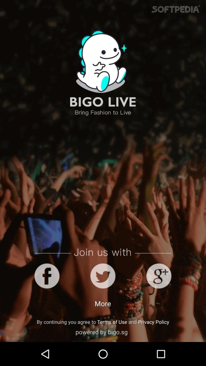 TÉLÉCHARGER BIGO LIVE 3.3.0 GRATUIT
