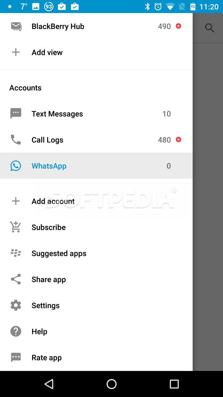 BlackBerry Hub 1 5 7 14179 APK Download