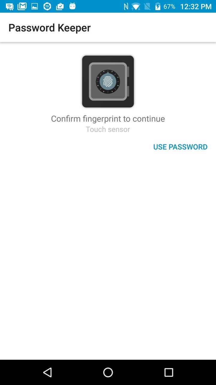 BlackBerry Password Keeper APK Download