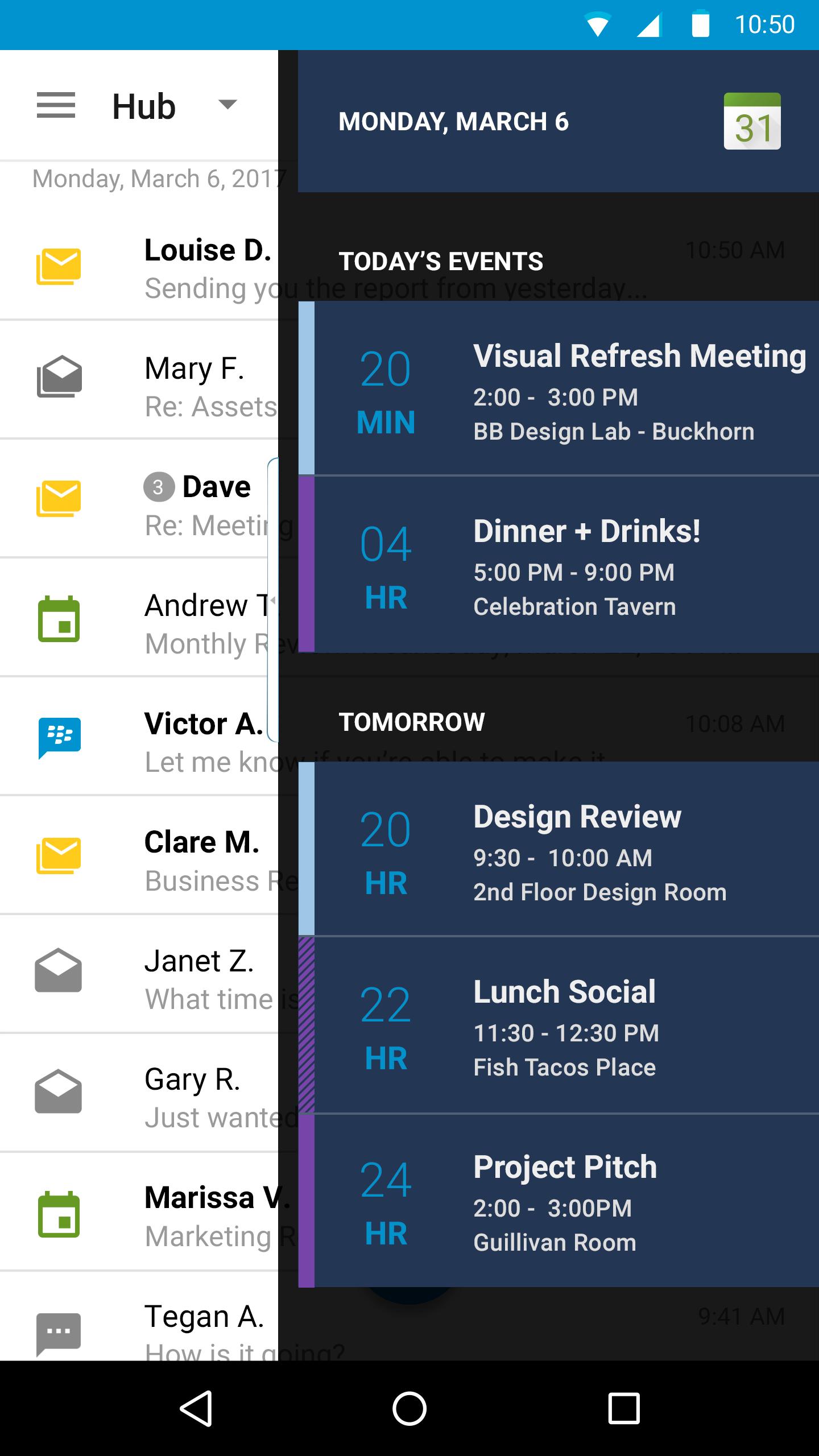 BlackBerry Productivity Tab APK Download