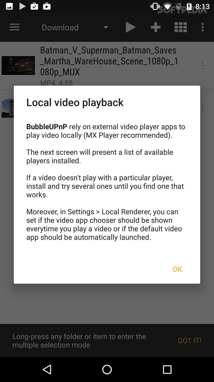 BubbleUPnP 2 8 1 APK Download