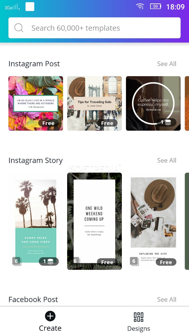 Canva: Graphic design & poster, invitation maker APK Download