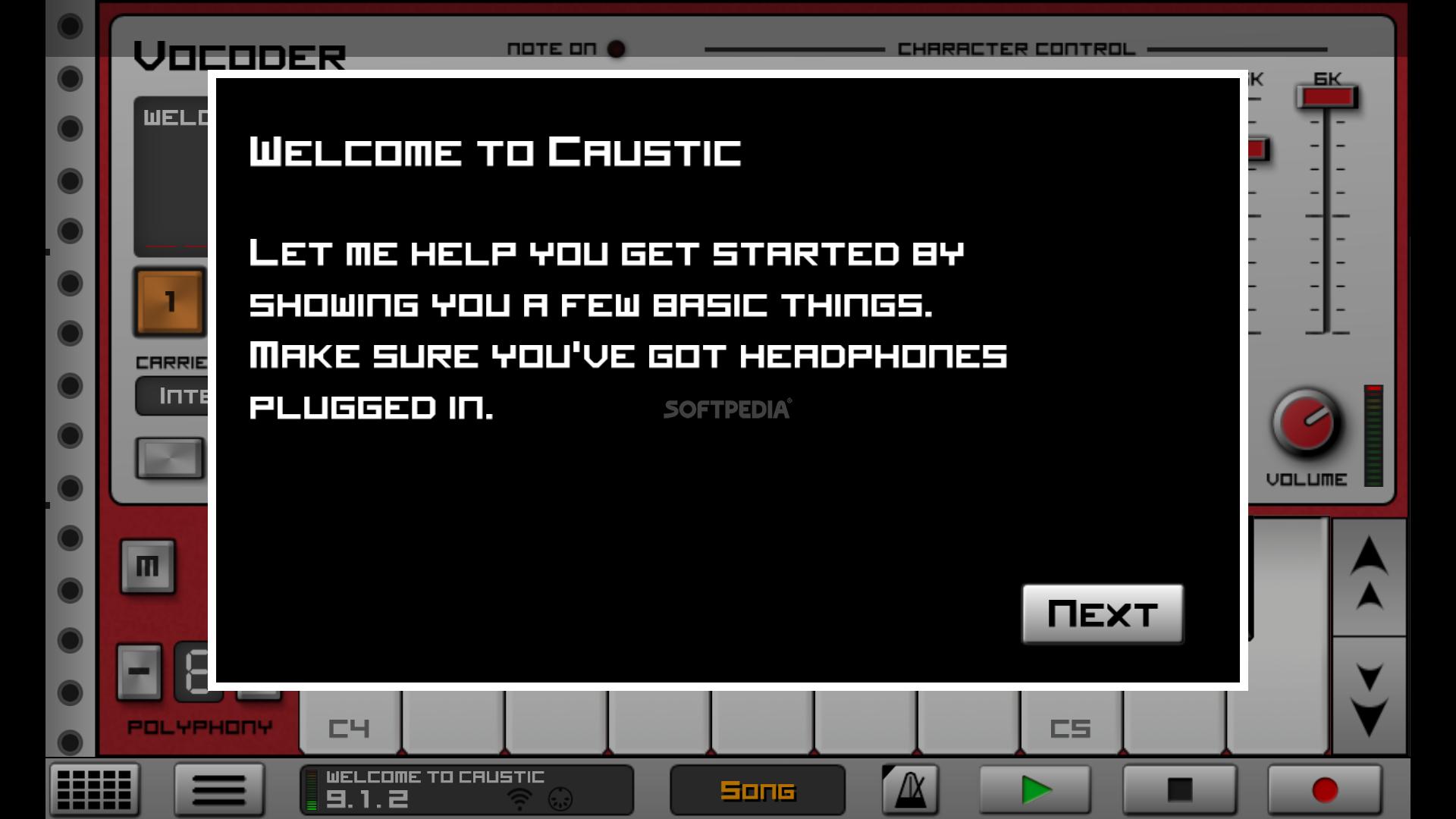 Caustic 3 APK Download