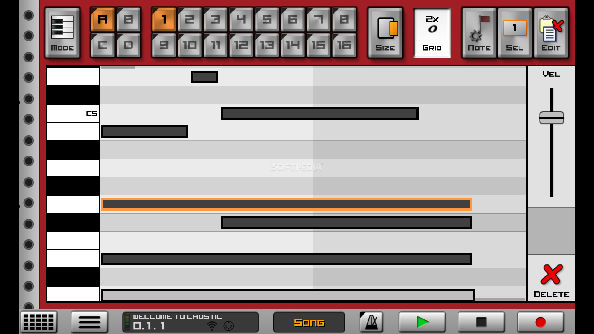 caustic 3 3.1 2 unlock key