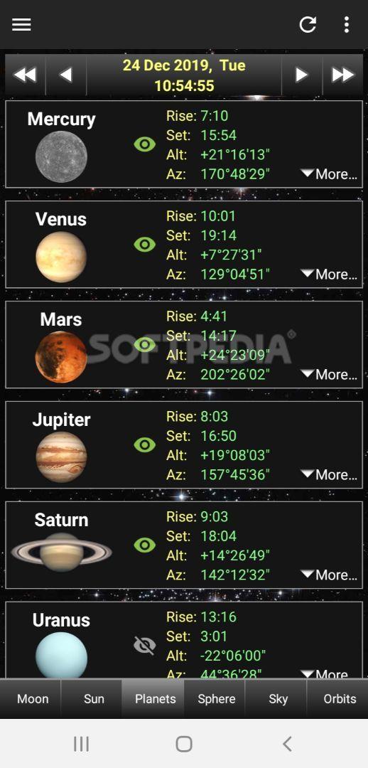Daff Moon Phase screenshot #3