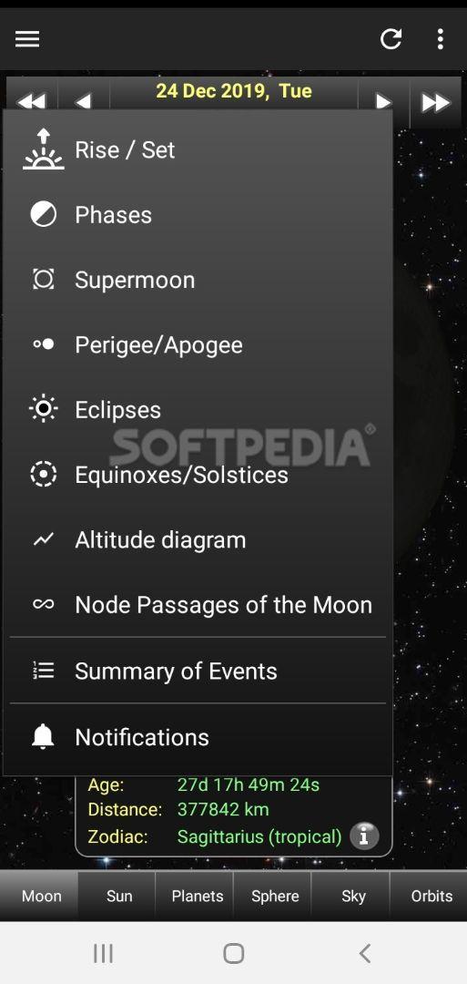 Daff Moon Phase screenshot #4
