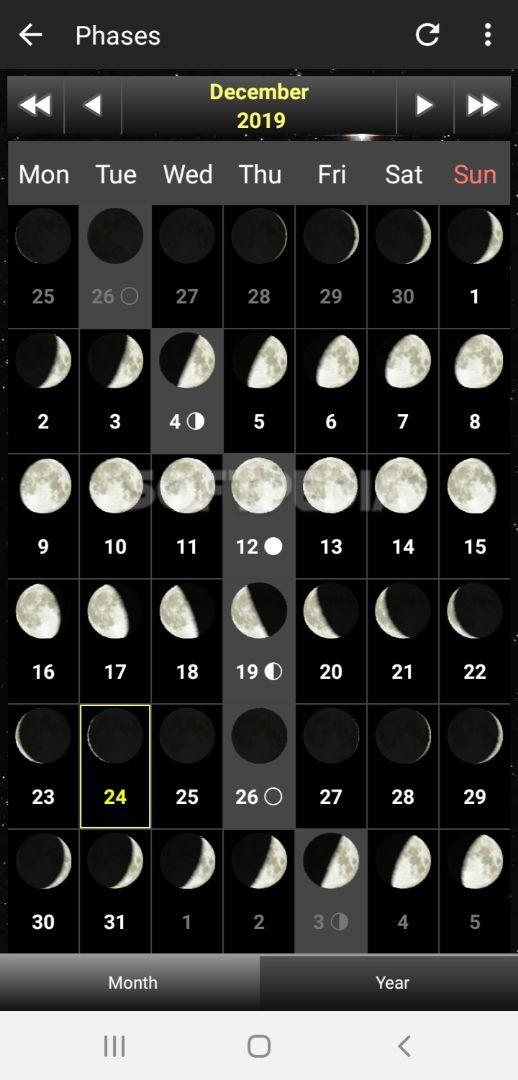 Daff Moon Phase screenshot #5