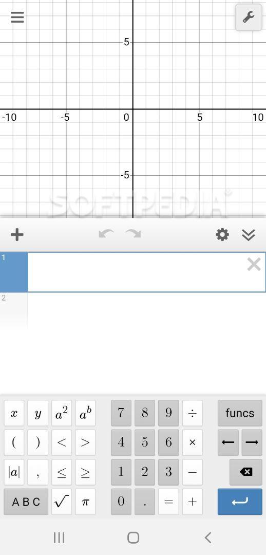 Square root symbol in mac grapher app
