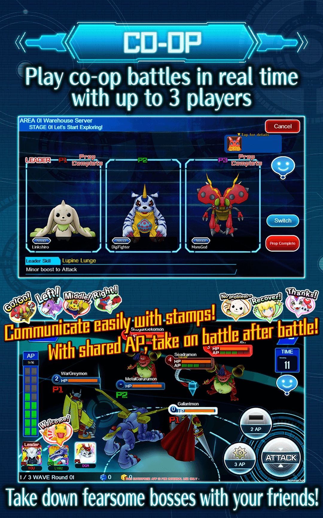 DigimonLinks 2 6 0 APK Download