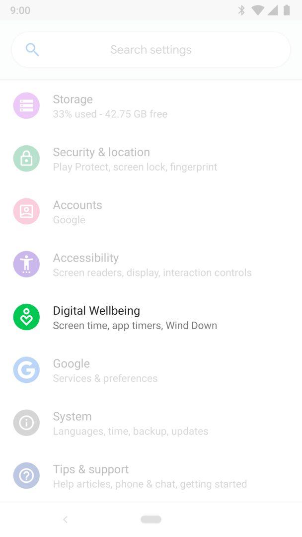 Digital Wellbeing 1 0 240762976 APK Download