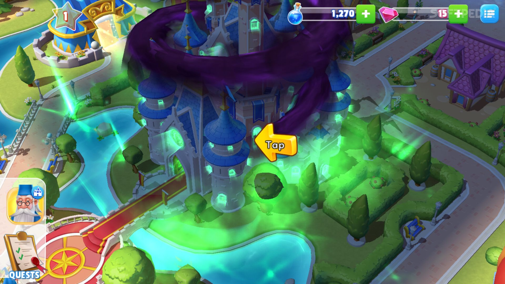 ⭐ Download disney magic kingdom mod apk data | Disney Magic