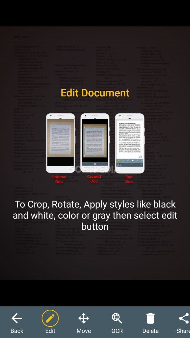 Document Scanner - PDF Creator 5 5 4 APK Download