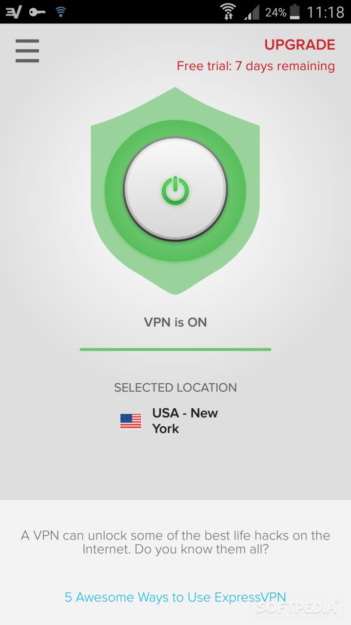 ExpressVPN APK Download