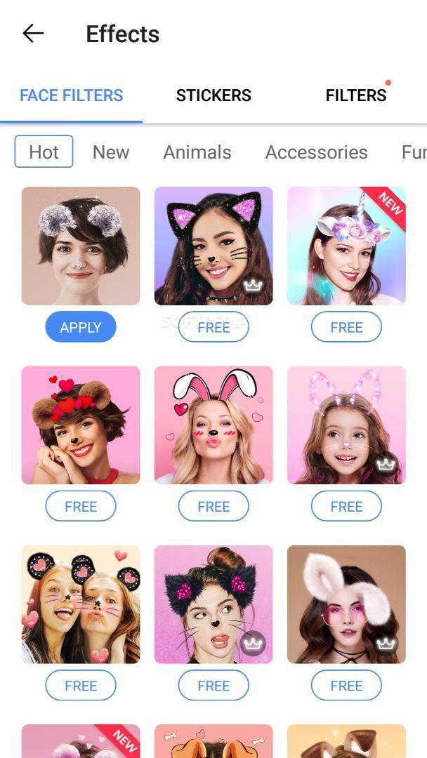 FaceFun 1 7 3 APK Download