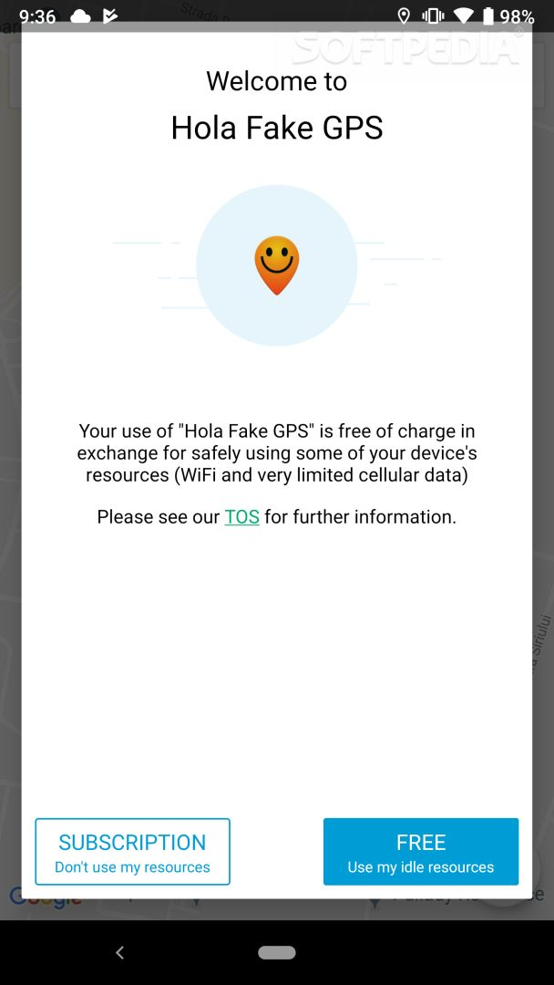 Fake GPS Location - Hola APK Download