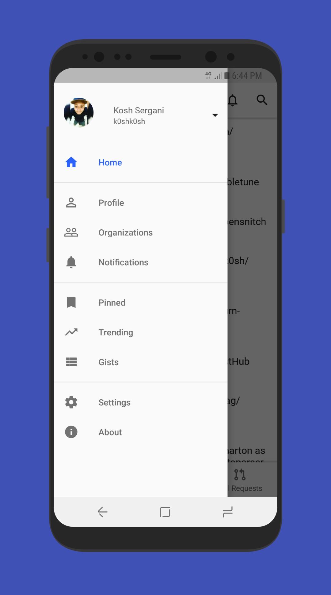 FastHub for GitHub APK Download