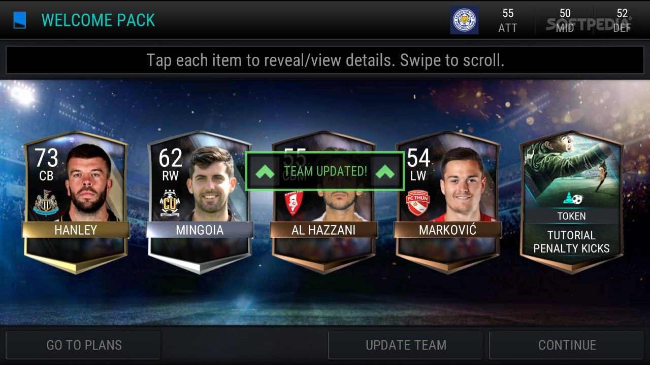 FIFA Mobile Soccer 10 4 00 APK Download