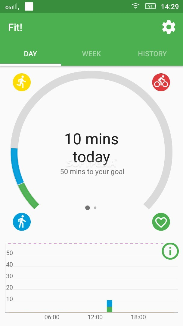 Fit! - Fitness Tracker APK Download