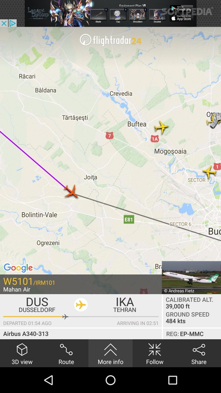 flightradar24 7.9.2 gold apk