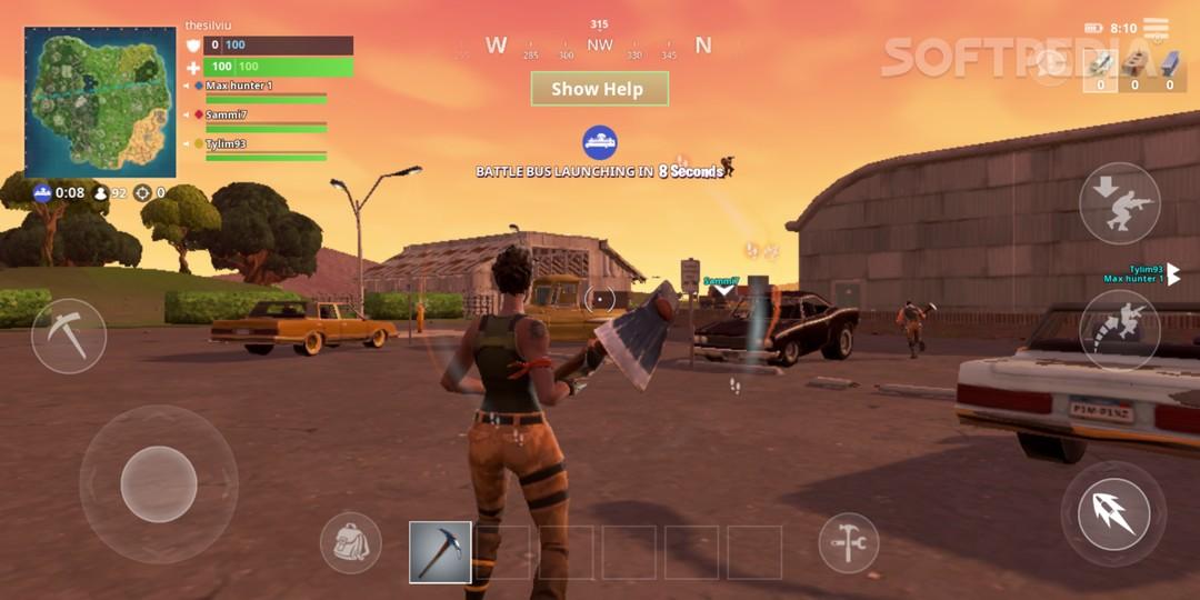 Fortnite - Battle Royale 6 20 0-4503517-Android APK Download