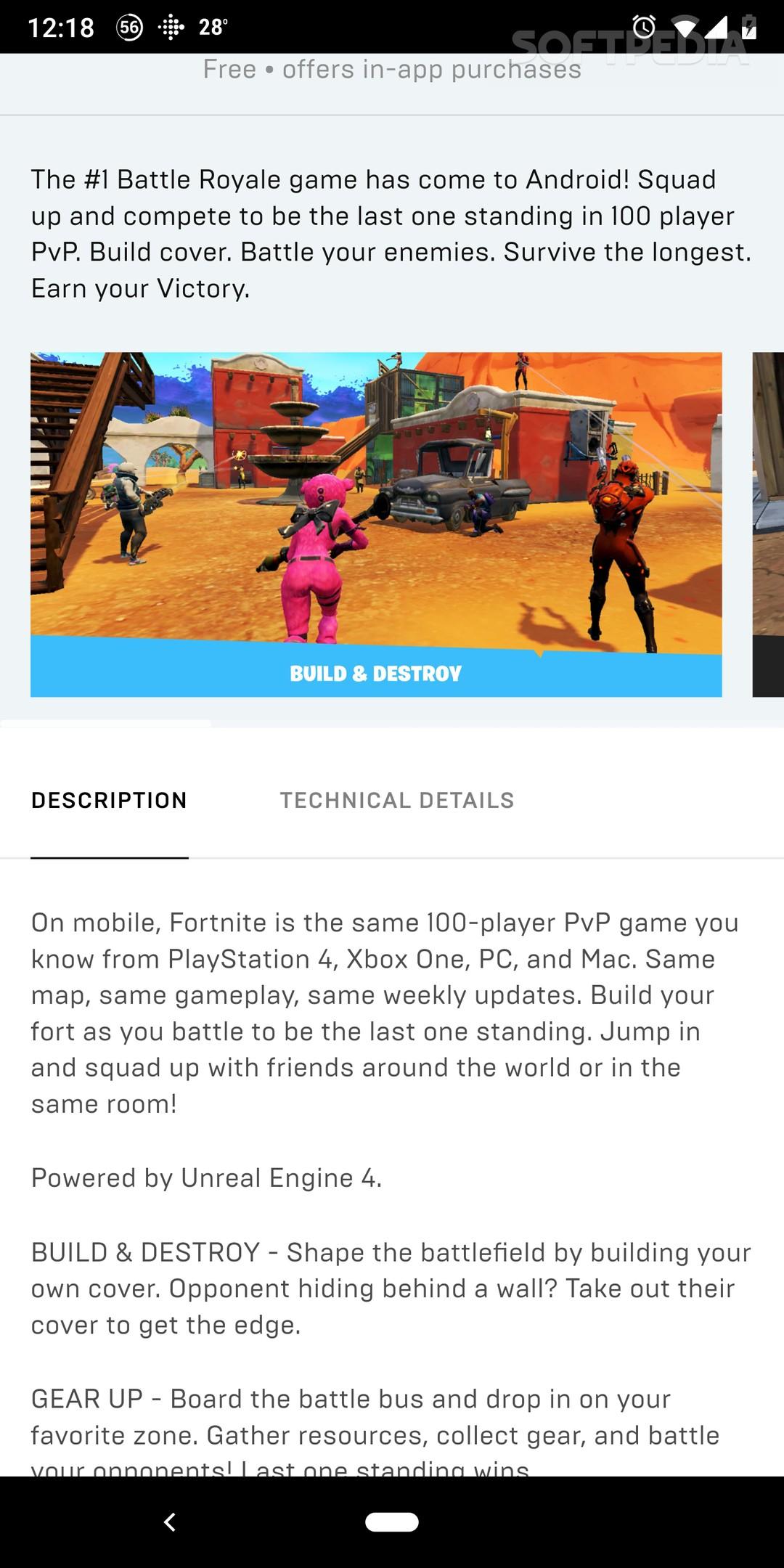 Fortnite Installer 2 0 2 APK Download