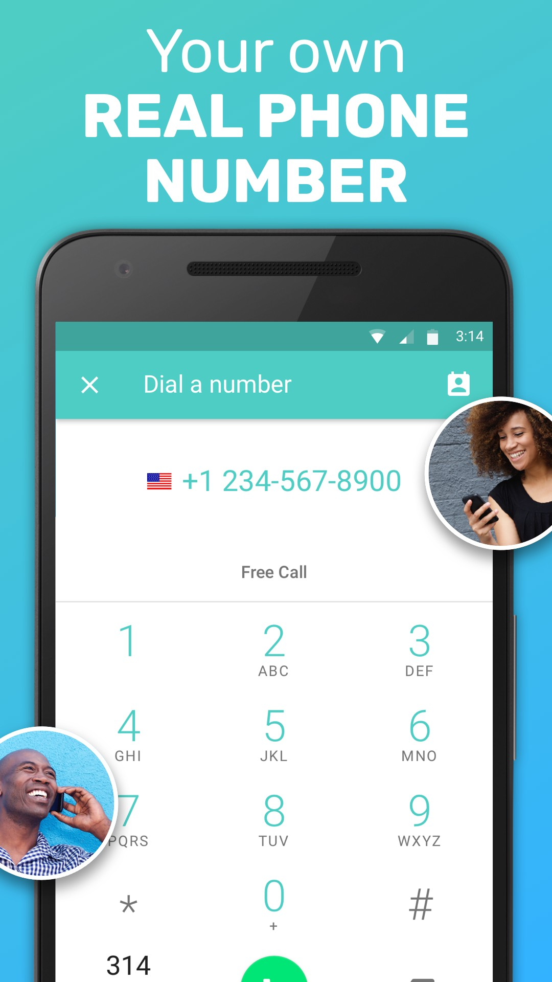 FreeTone Free Calls & Texting 3 15 2 (arm) APK Download
