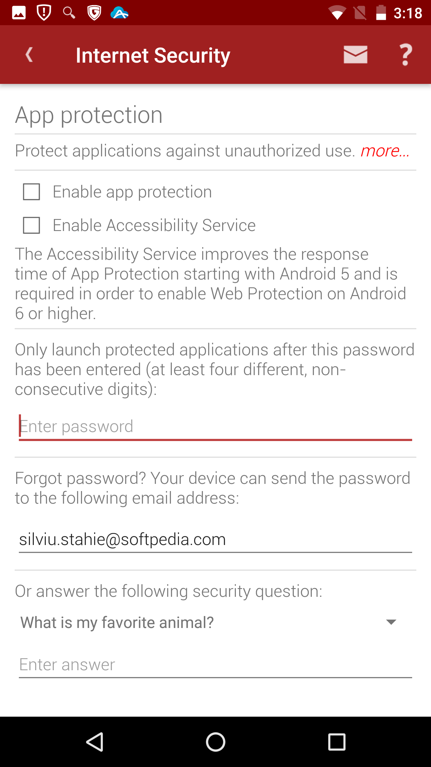G DATA INTERNET SECURITY APK Download
