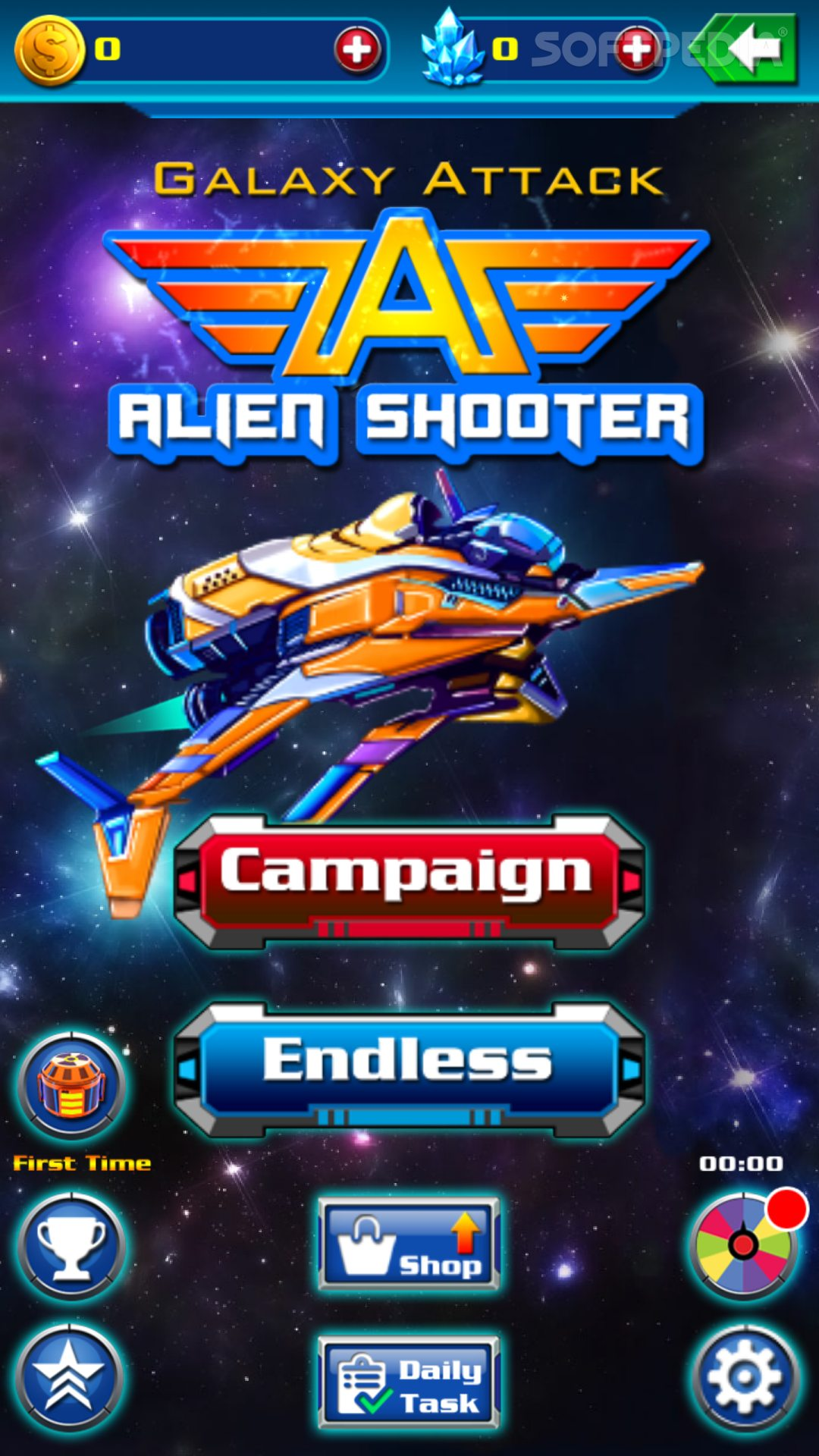 Galaxy Attack: Alien Shooter - screenshot #1 ...