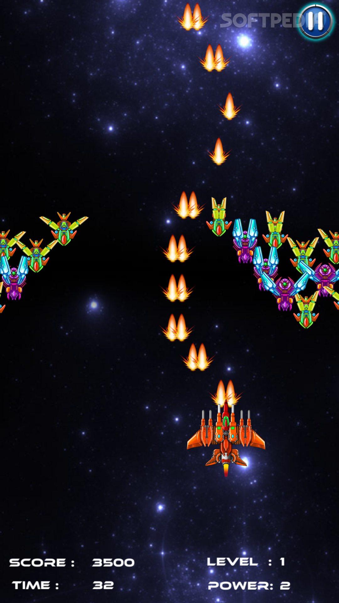 Galaxy Attack: Alien Shooter APK Download
