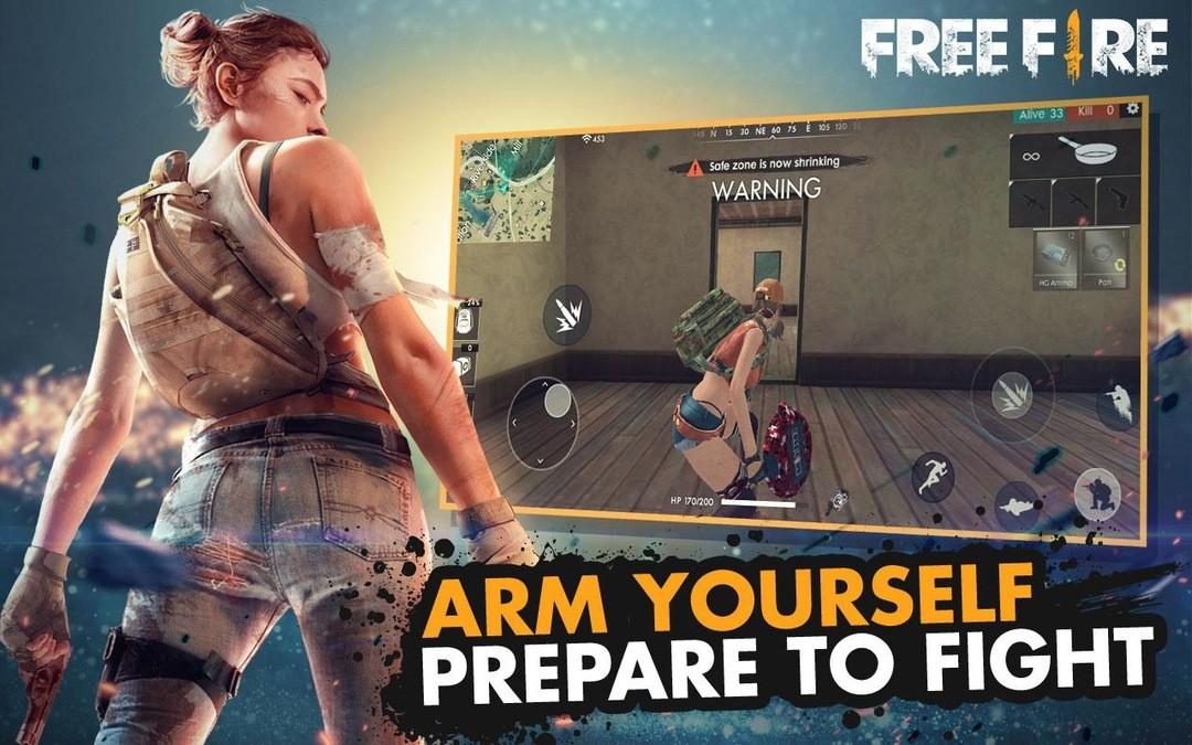 Garena Free Fire – Winterlands APK Download