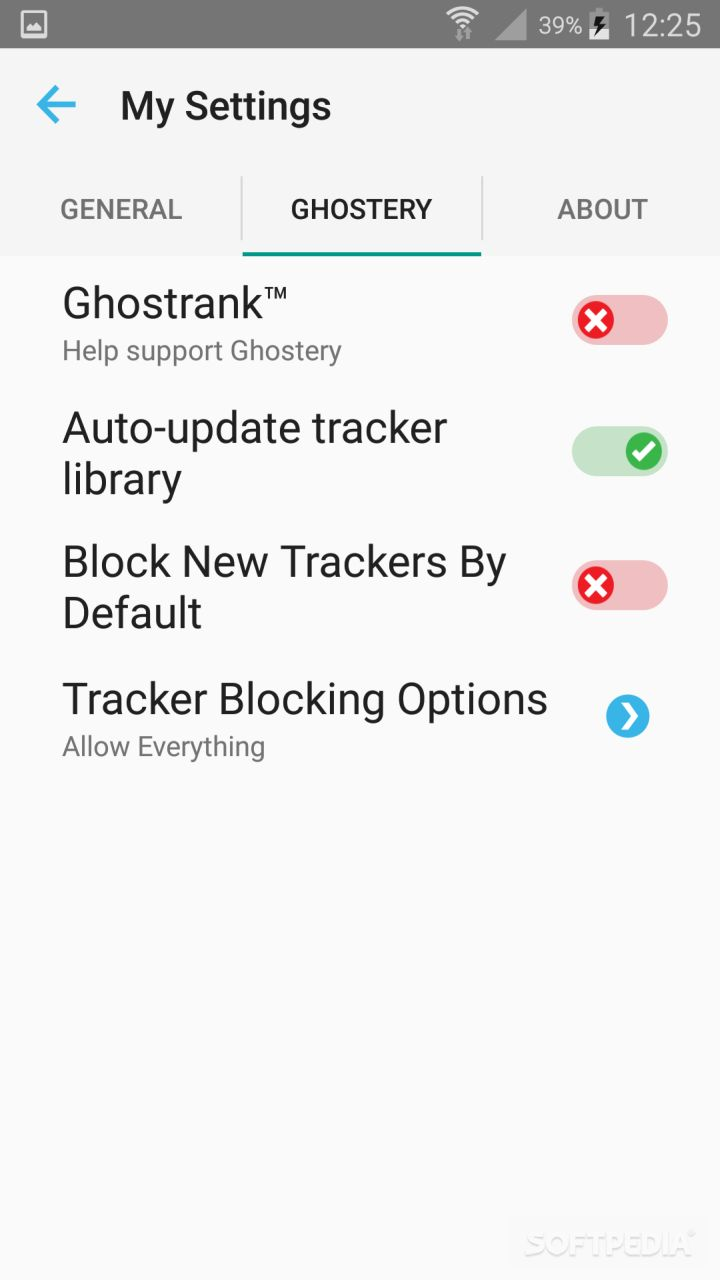 ghostery pro apk