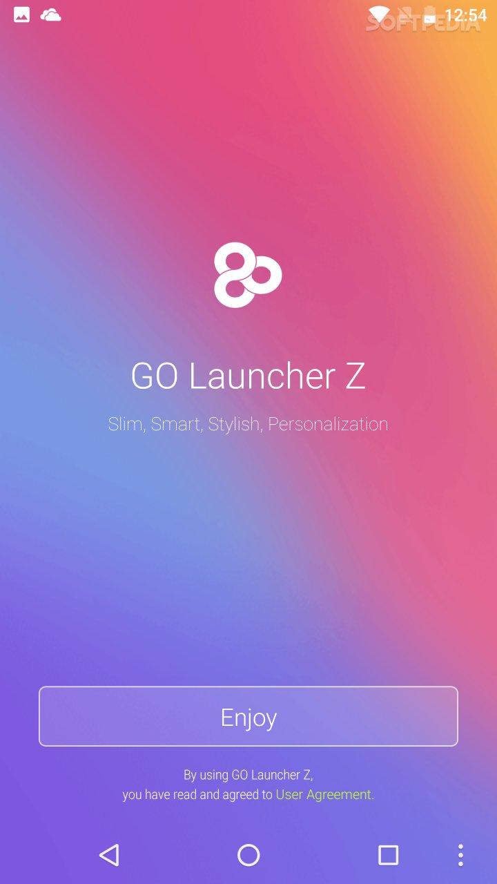 go launcher z apk free download latest version