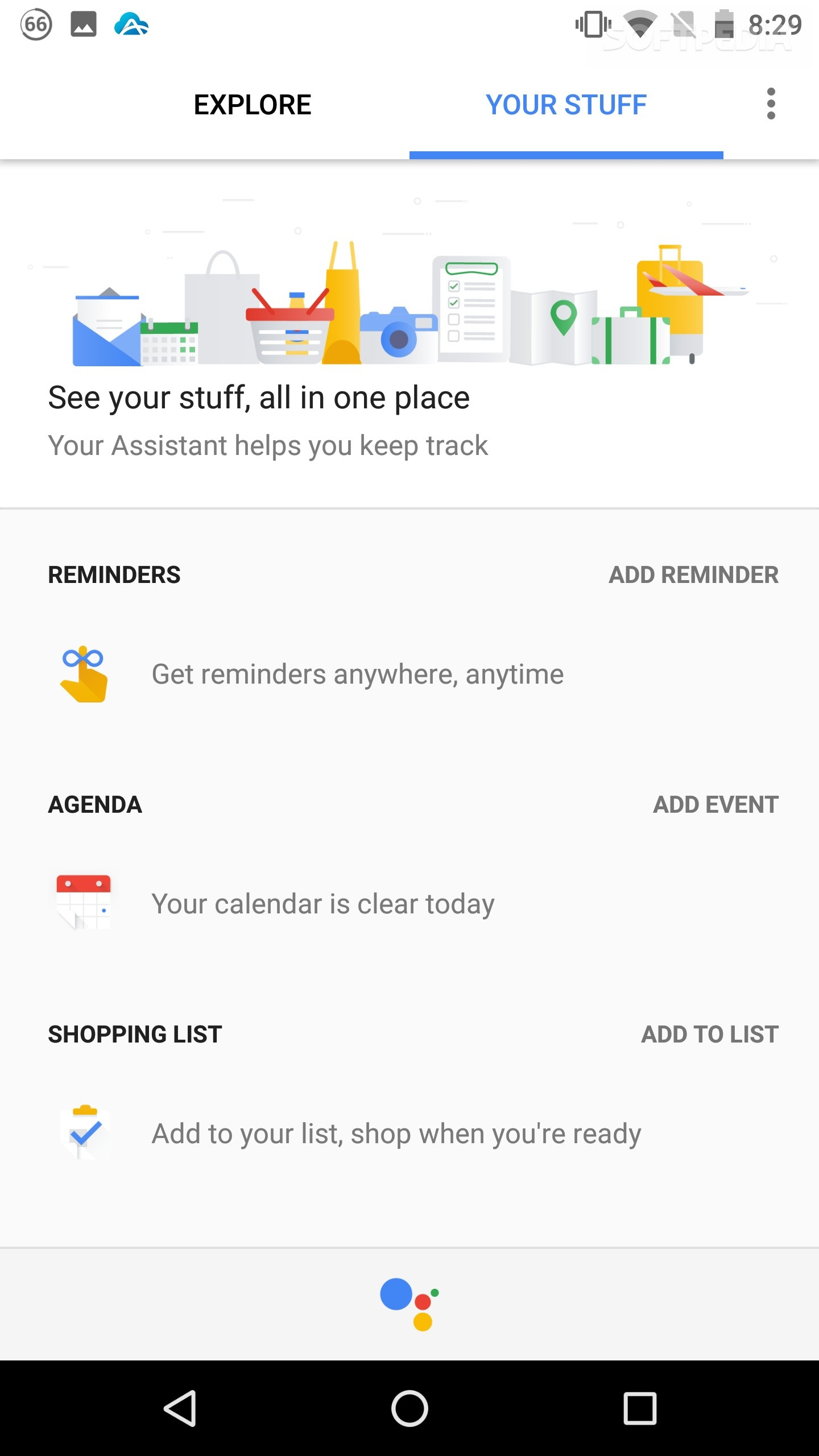Google Assistant 0 1 174051423 APK Download