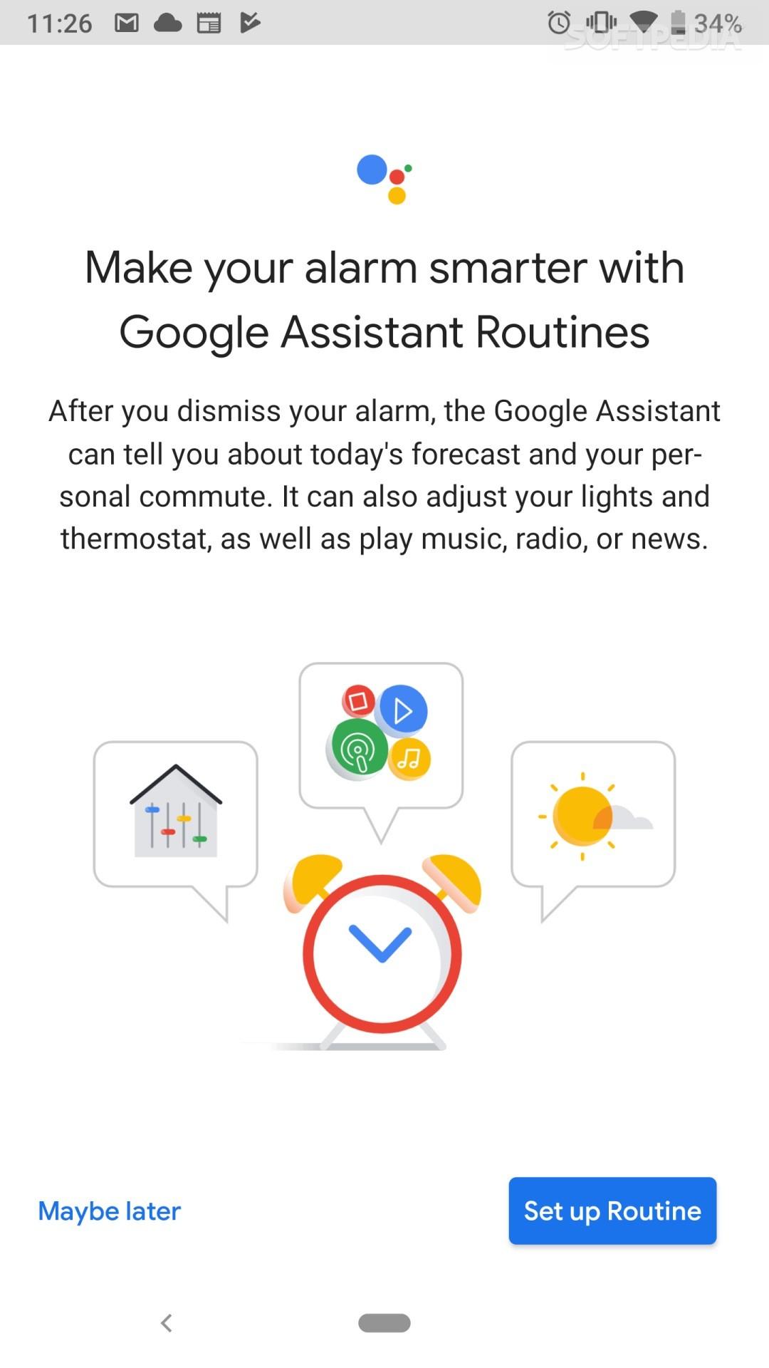 Google Clock 6 1 0 APK Download