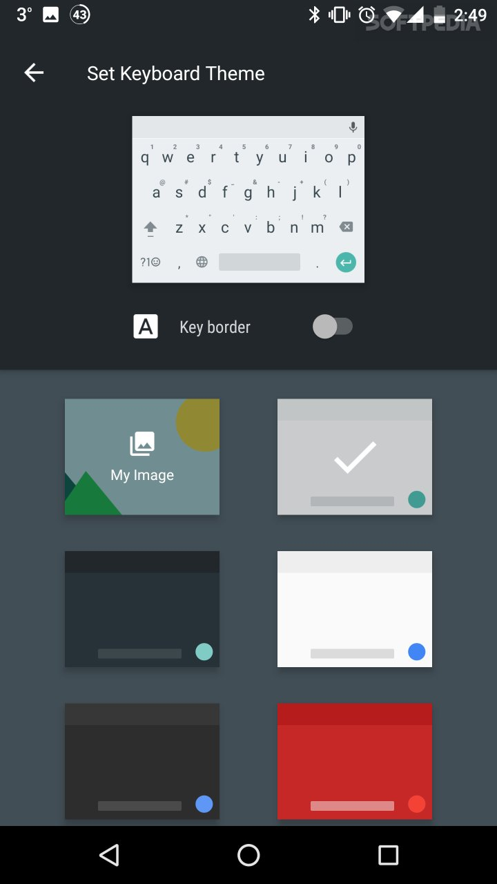 Gboard - the Google Keyboard 6 0 69 142176780 (arm) APK Download