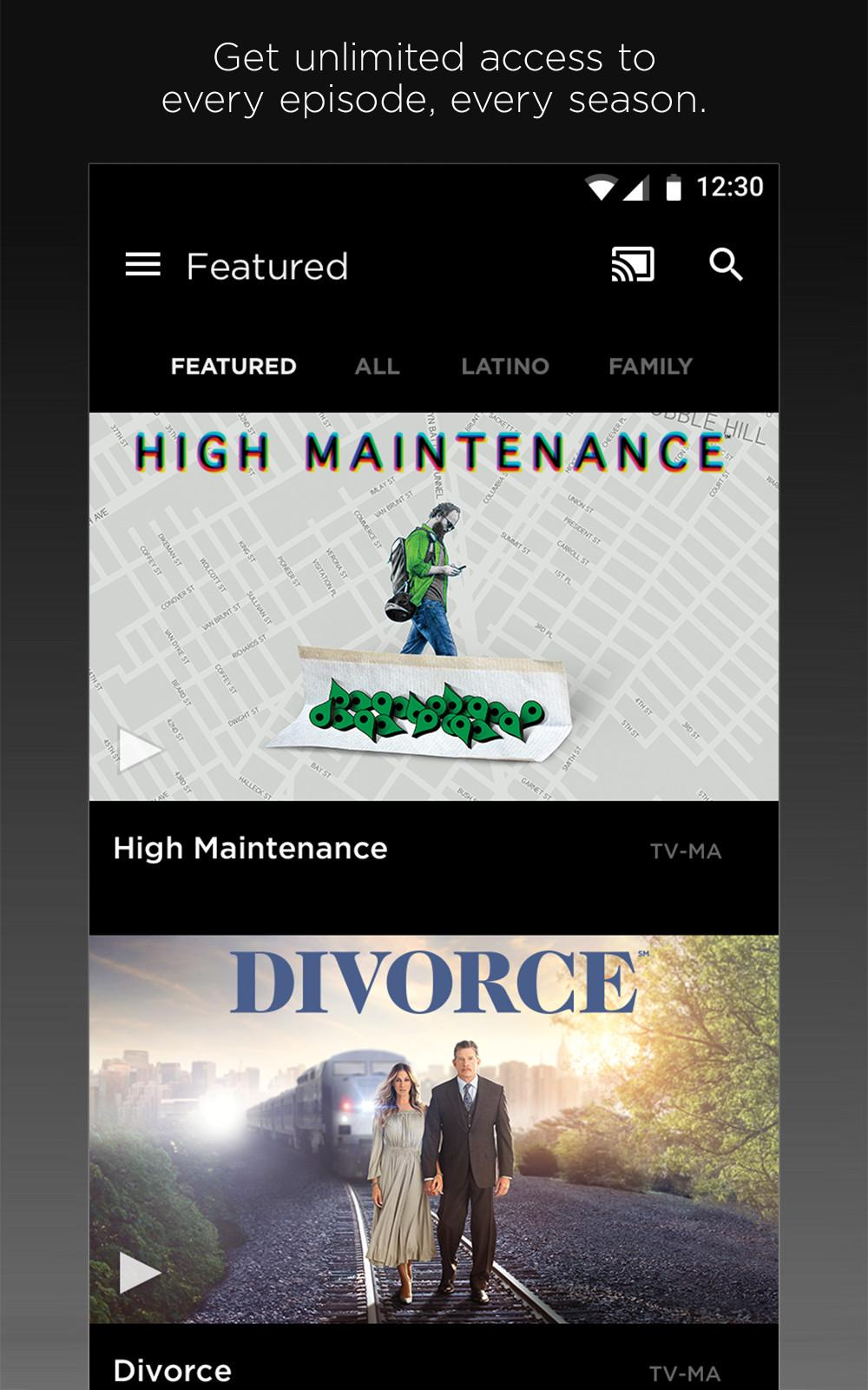 HBO GO: Stream with TV Package 10 1 0 34 APK Download