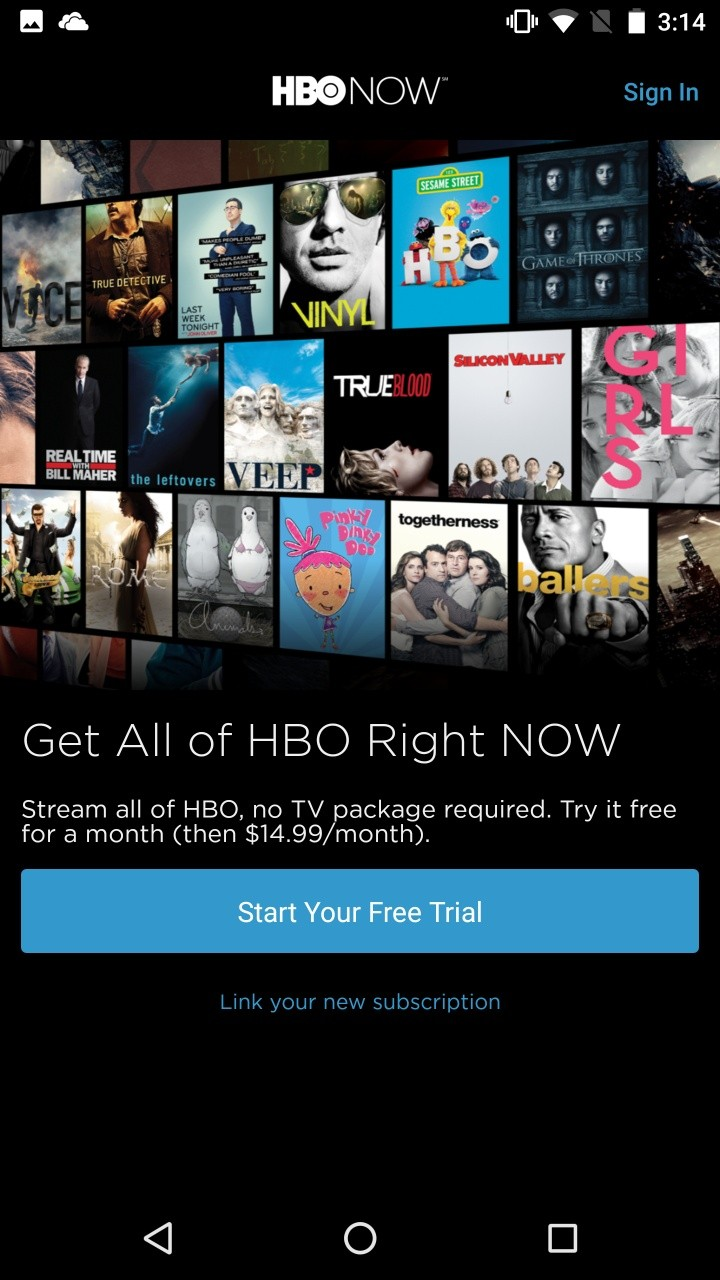 HBO NOW 18 1 0 11 APK Download
