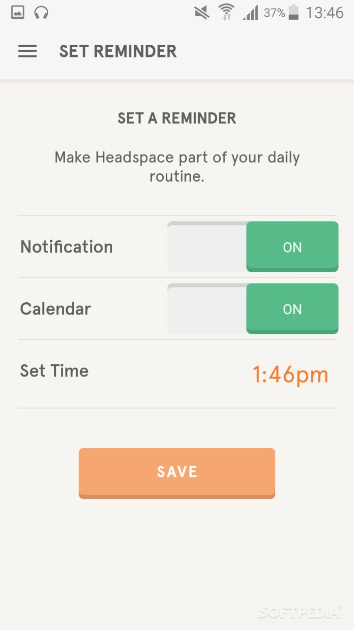 headspace apk subscribed